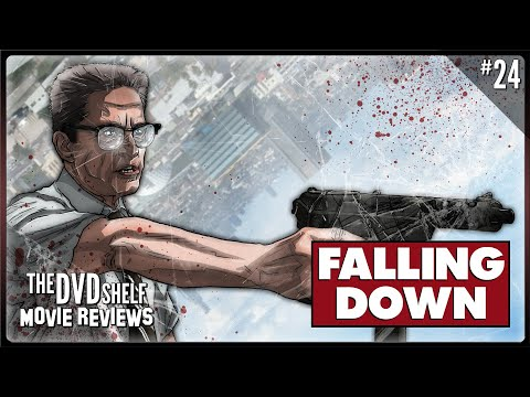 FALLING DOWN | The DVD Shelf Movie Reviews
