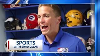 Brad Cesak 10pm Sportscast 9-24-18