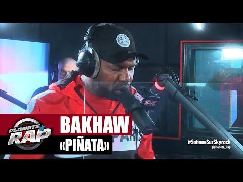 Youtube: [Exclu] Bakhaw«Piñata» #PlanèteRap