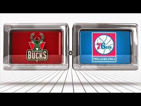 """Résultat de recherche d'images pour """"milwaukee bucks vs philadelphia 76ers"""""""