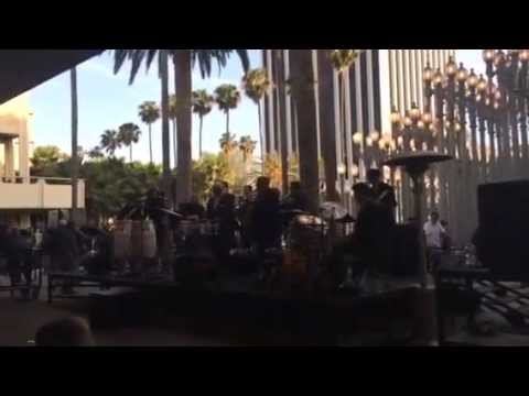 Pete Escovedo Latin Jazz Orchestra @ LACMA Los Angeles County Museum of Art