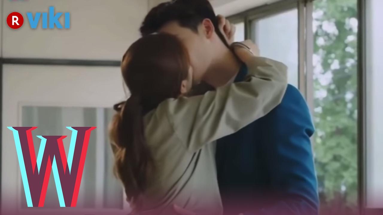 Download W - EP 17 | Lee Jong Suk & Han Hyo Joo, BTS Kiss 1 | Korean Drama