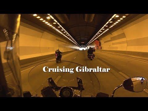 Cruising Gibraltar