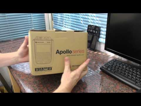 Seaward Apollo 600 Un-boxing. Part 1.