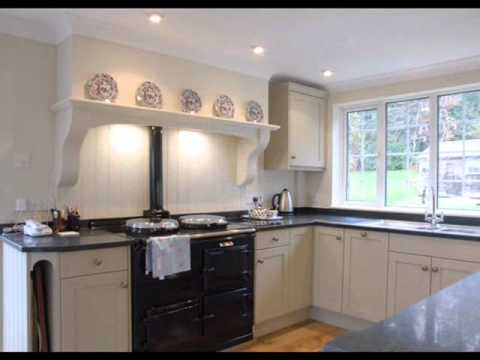 Country Kitchens Of Shaftesbury Example Bespoke Hand Painted Kitchen