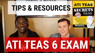 HOW TO PASS THE ATI TEAS | ADVANCED SCORE | STUDY TIPS