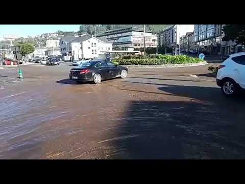 Un lunes de limpieza en Viveiro