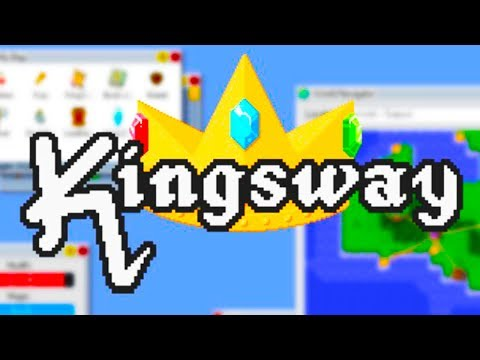 WINDOWS 95 THE GAME?! | Kingsway Gameplay / Let's Play