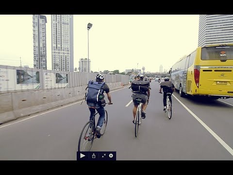 BICYCLE CITY COURIER (JAKARTA)