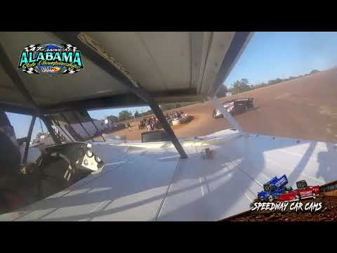 #6 Clay Coghlan - Crate - 9-22-19 East Alabama Motor Speedway - In-Car Camera