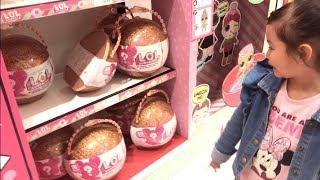 장난감을 딱 하나만 고른다면? 라임의 lol 장난감 쇼핑