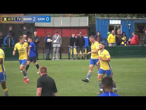 Warrington Gainsborough Goals And Highlights