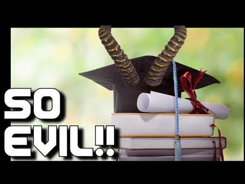 THE SATANIC LUCIFERIAN BEAST EDUCATION SYSTEM | End Time Eve