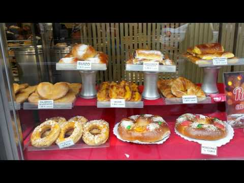 La Mallorquina - Best Cake Shop in Madrid - HD 1080p - Yummy Cakes