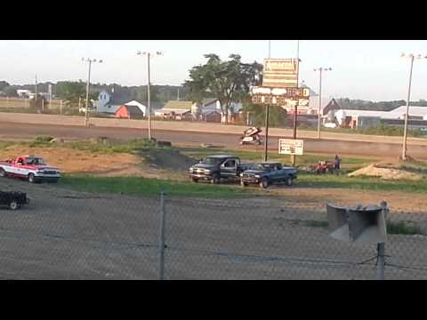World of Outlaws @ I 96 speedway