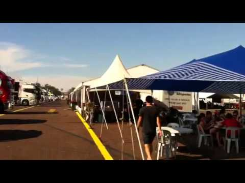 Pitts Lane in V8 Supercars Darwin 2013