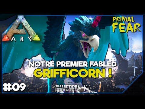 PREMIER FABLED : LE GRIFFICORN ! - ARK Mods Primal Fear FR 09