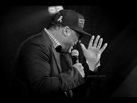 AL B SURE - NIGHT and DAY (live at The Shrine)