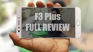 OPPO F3 Plus Review - Selfie Focus!