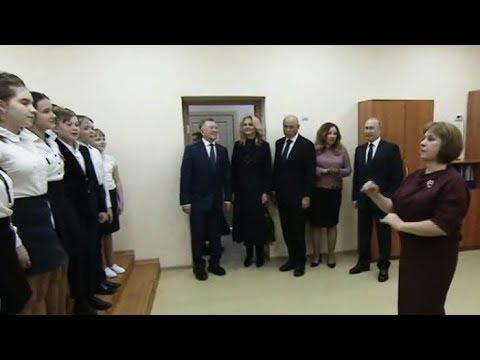 Путин лично проверил исполнение поручений из Послания Федеральному собранию