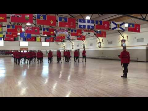RCMP Dismounted Cavalry Drill Display (Troop 29)