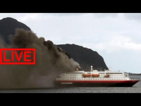 Documentary Engine Room Fire - Fire Safety on Ship #AB