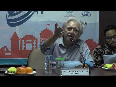 Prof.Dr. Abdul Hadi WM; Tata Kota Global Versi Nusantara