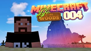 LIFE IN THE WOODS [S01E004] - Life of Pi ★ Let's Play Minecraft