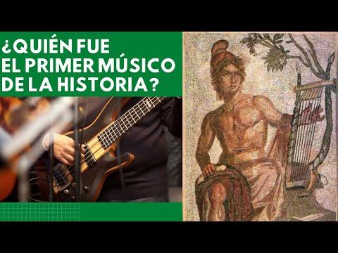 el-primer-mÚsico-de-la-historia-by-david-ricard