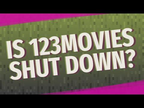 Is 123movies Shut Down?