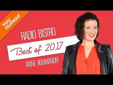 ANNE ROUMANOFF - Best-of 2017