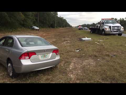 Accident on State Road 85