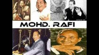 mohd. rafi live concert badi door se aaye hain
