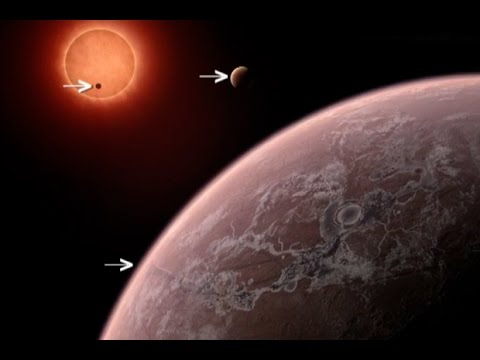 Three Possibly Habitable Planets Orbit Close To Their Star | Video