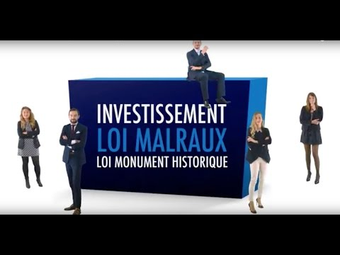 Loi Malraux/Monument Historique - La Minute de l'Équipe IP