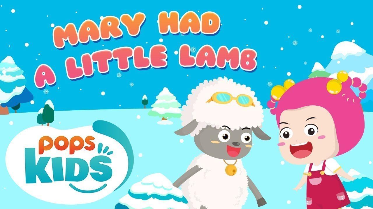 [New] Mary Had a Little Lamb - Nhạc Thiếu Nhi Vui Nhộn | Mầm Chồi Lá Tiếng Anh Tập 6