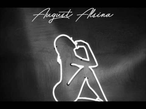 August Alsina Wait (Screwed & Chopped By KBRNB)