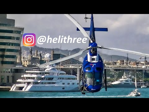 Awesome Helicopter Take off!