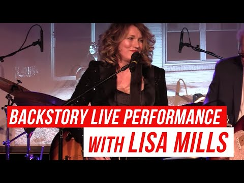 BackStory Presents: Lisa Mills Performs Live from The Cutting Room