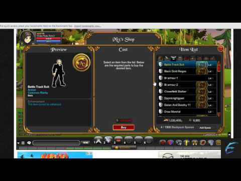 NEW AQW PRIVATE SERVER? Review: On-Clax