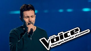 Kristian Storvold Davidsen | My Immortal (Evanescence) | Blind audition | The Voice Norway | S06