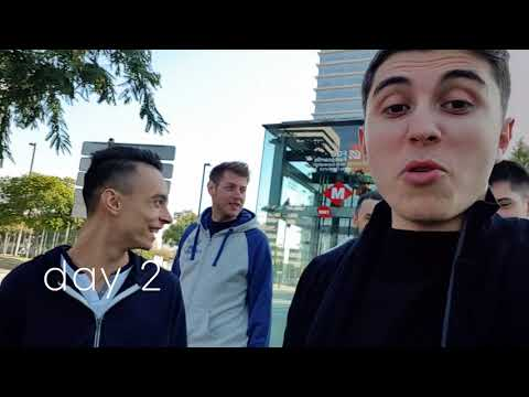 Team Romania - WESG in Barcelona!