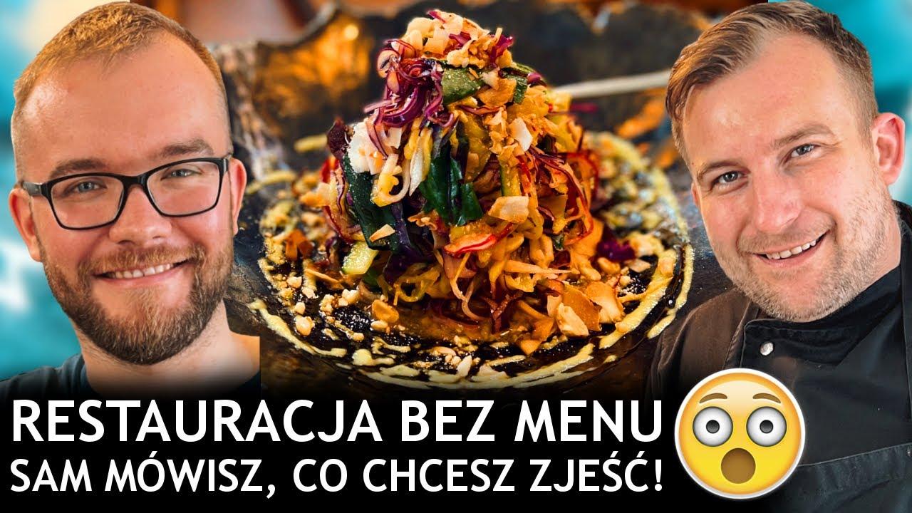 JEDYNA TAKA RESTAURACJA W POLSCE! Bez menu: sam mówisz, co chcesz zjeść! Stół na Szwedzkiej, Wrocław