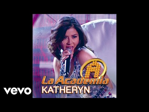 Katheryn - Que Te Vaya Bonito (Audio/En Vivo)