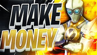 How To Make Money By Playing Fortnite (Easy Ways To Make Money)