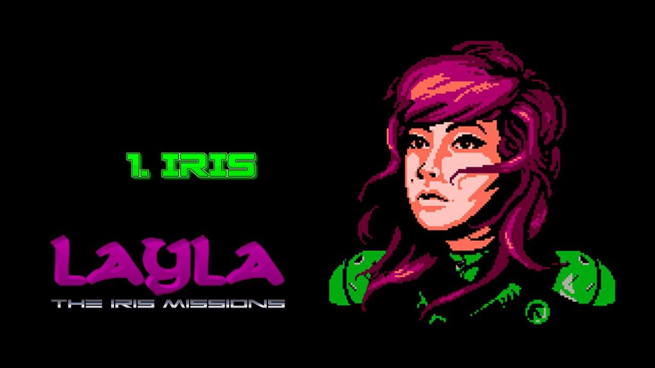 NES.Layla [The Iris Missions Soundtrack] :  1. Iris #1
