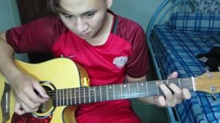 Hướng Dẫn Guitar Mãi Mãi solo fingerstyle by SMR p intro