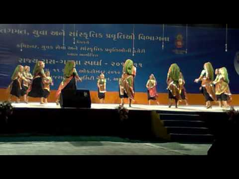 Prachin Garbo - Vibrant Gujarat  Cultural Event 2010-2011 1st Winners