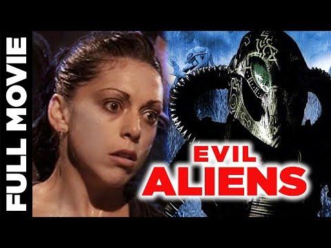Evil Aliens Full Hindi Dubbed Movie | एविल एलियंस | Horror Thriller Movie