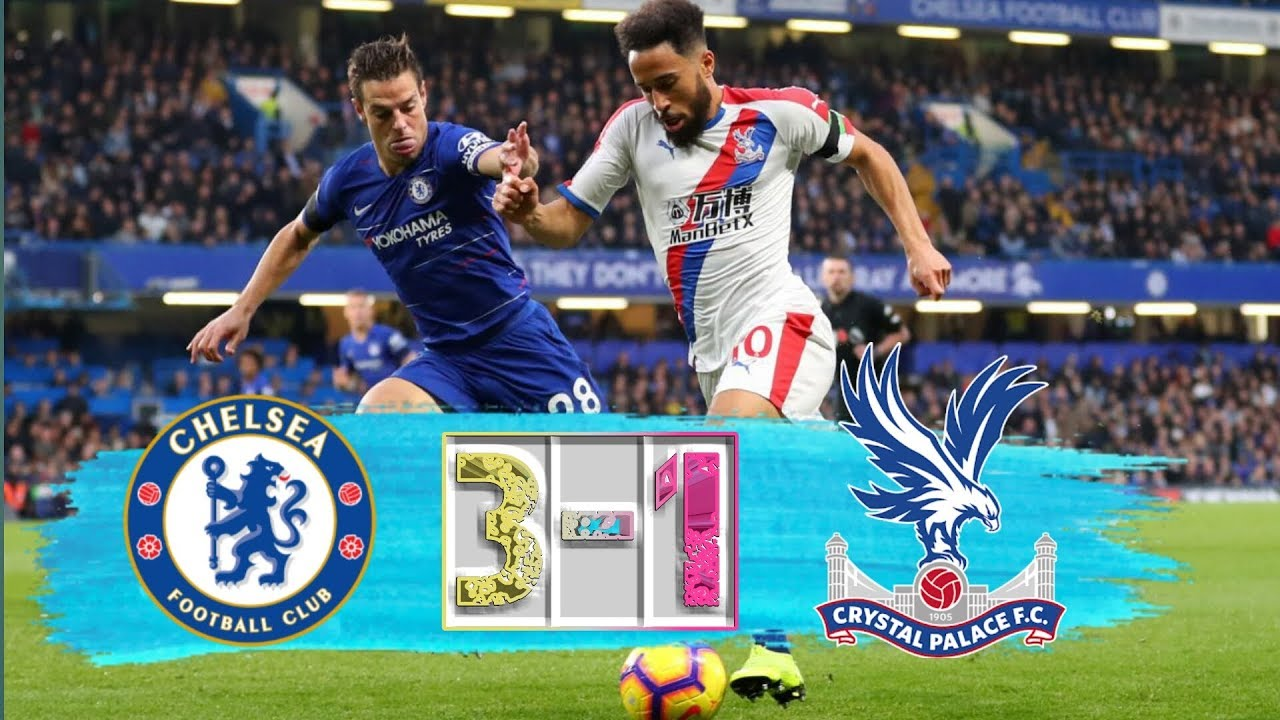 Download CHELSEA VS CRYSTAL PALACE 3-1 ALL GOAL HIGHLIGHT 2018